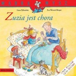 Mądra mysz Zuzia jest chora