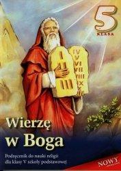 Wierzę w Boga 5 Podręcznik