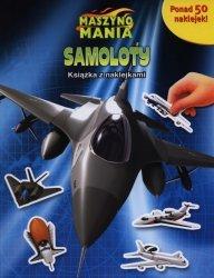 Maszynomania Samoloty