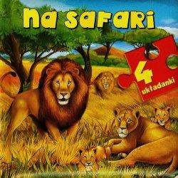 Na safari 4 układanki