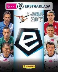 Naklejki do albumu Extraklasa 2015