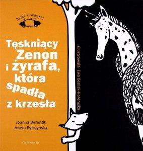 Tęskniący Zenon i żyrafa