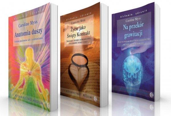 Pakiet Alchemia Zdrowia Caroline Myss