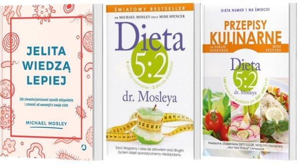 Jelita wiedzą lepiej Dieta 5:2 dr Mosleya