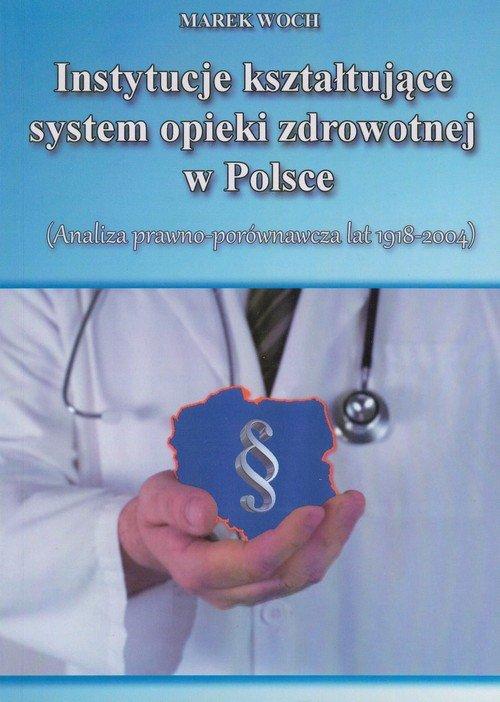 Instytucje kształtujące system opieki zdrowotn