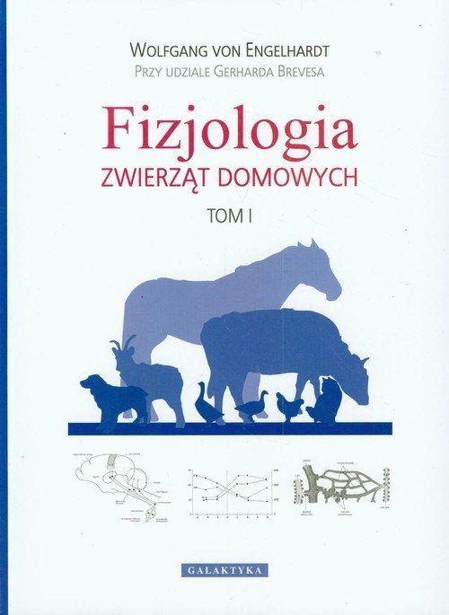 Fizjologia zwierząt domowych t.1