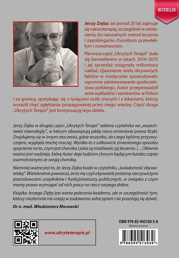 Ukryte terapie Część 2 Czego ci lekarz nie powie