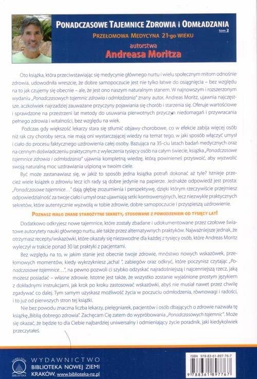 Pakiet Ponadczasowe Tajemnice Zdrowia i Odmładzania Tom II