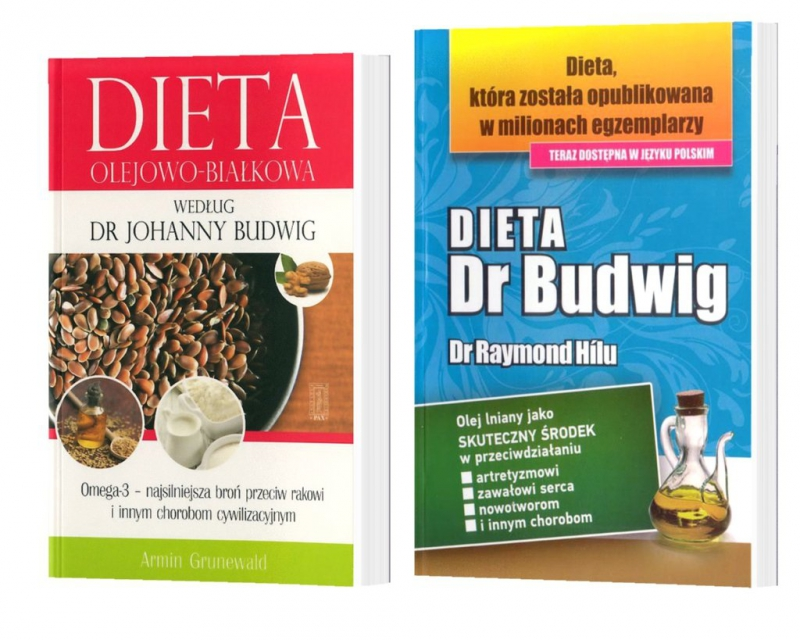 Dieta olejowo-białkowa Johanny Dr Budwig