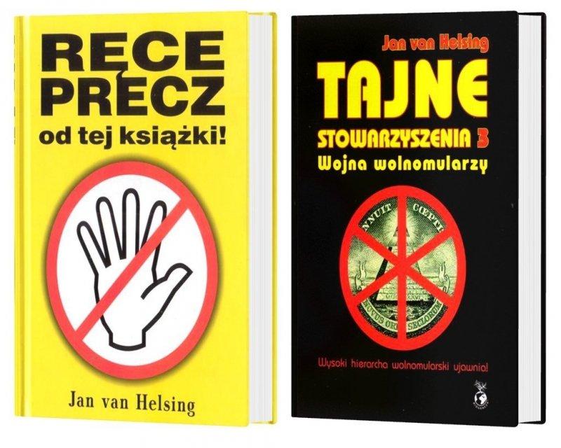 Pakiet Tajne Stowarzyszenia Ręce Precz Od Tej Książki