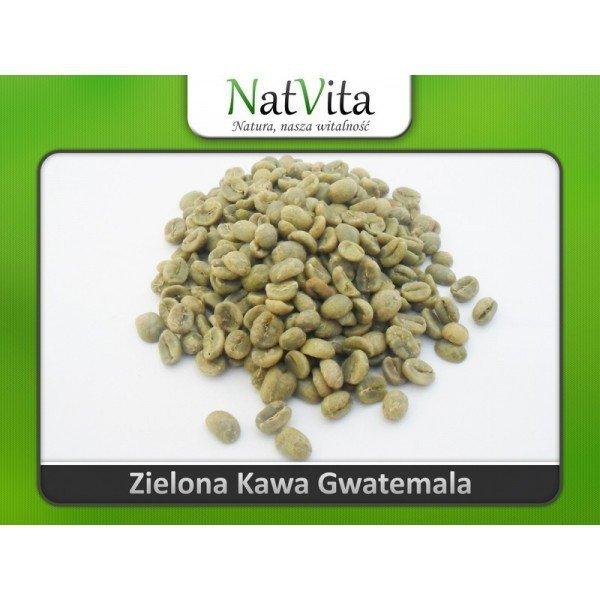 Kawa zielona ziarnista Slim Coffee - Gwatemala Arabika