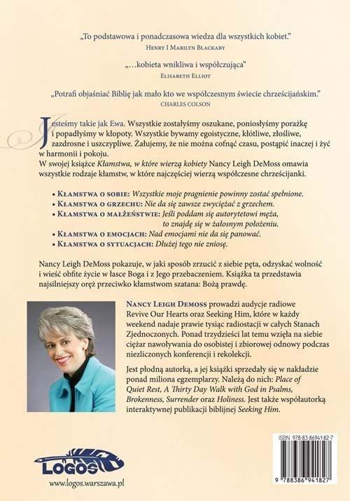 Kłamstwa w które wierzą kobiety