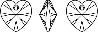 Szlif kamienia XILION 6228