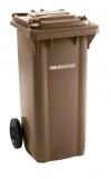 Pojemnik na odpady 120l SSI-Schaefer Niebieski