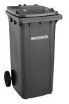 Kosz na śmieci 240l SSI-schaefer (różne kolory)