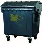 Pojemnik na odpady bytowe MGB 1100 RL