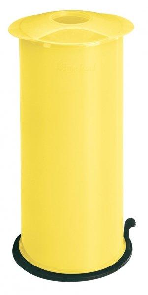 Zgniatarka do butelek (Waniliowo-Żółta)