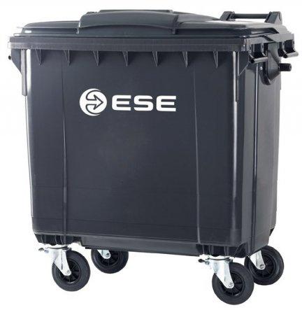 PROMOCJA ! Pojemnik na odpady bytowe MGB 770 (szary) !