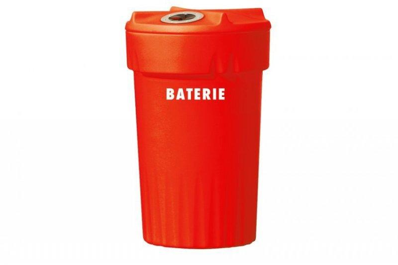 EKO KAN Pojemniki do segregacji odpadów (BATERIE)