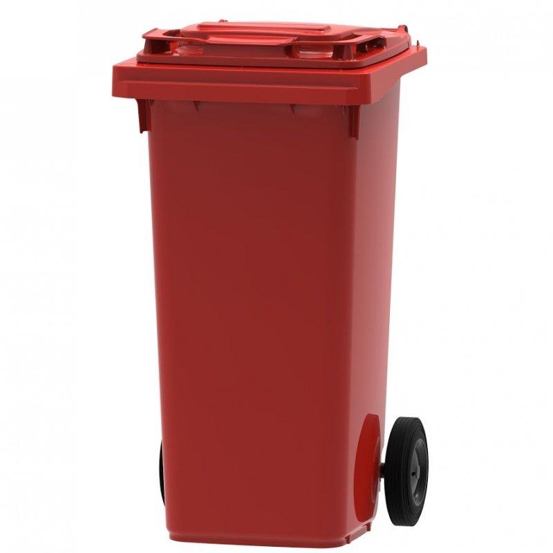 Pojemnik na śmieci MGB 120 ESE (czerwony)