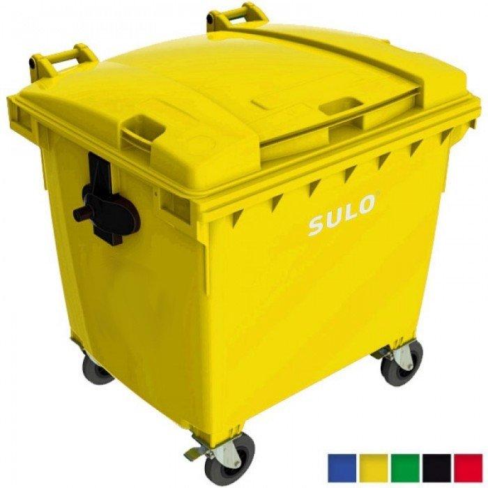 Pojemnik na odpady SULO 1100l