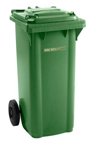 Kosz na śmieci 120l SSI-schaefer