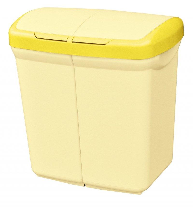Multispace Duo 2x25L Żółty