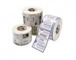 Etykiety termotransferowe papierowe 57x32 - 4240szt.