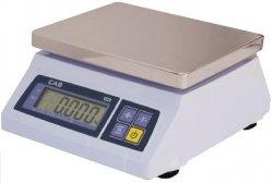 CAS SW-1 PLUS WR 10 dwuzakresowa z legalizacją (10kg)