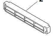 Roll Holder JM79202-0 do do CL-S6X1, CL-S5X1