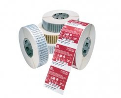 Zebra Z-Perform 1000D,etykiety, papier termiczny, 50,8x25,4mm