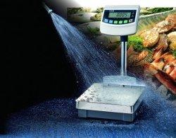 Waga CAS BW-1N wodoodporna, - ( duża szalka )