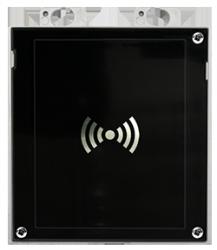 2N IP VERSO - czytnik kart RFID 13,56 MHz - możliwość NFC, sec