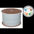 Skrętka U-FTP (STP) kat.6A LSOH 4x2x23AWG ALANTEC - 550MHz (10Gb/s)