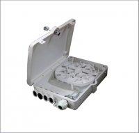 Puszka FTTH TL-216E IP65 24xSC simplex z zamkiem klucz T-Line