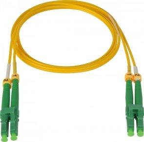Patch cord LC/APC-LC/APC duplex SM 1.0m