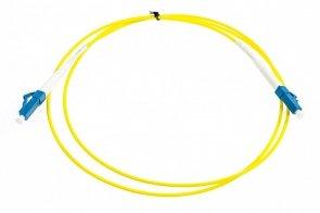 Patch cord LC/UPC-LC/UPC simplex SM 1.0m