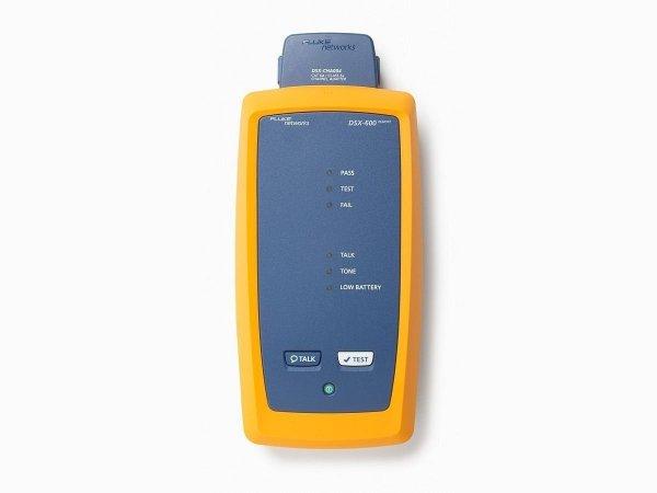 Tester do certyfikacji okablowania DSX-600, 500MHz, poziom IIIe