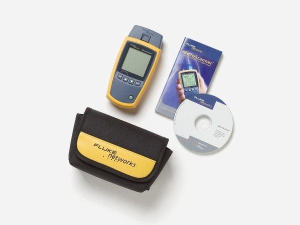 Tester do weryfikacji okablowania MicroScanner2 wersja podstawowa