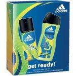 Adidas Get Ready! for Him Deo Body Spray 150 ml + Body Hair Face 3in1 250 ml