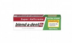 Klej do protez Blend-A-Dent Extra Stark Neutral 47g