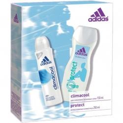Adidas Climacool Anti-Perspirant 150 ml + Adidas Protect Shower Milk 250 ml