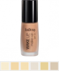 IsaDora Wake Up Make-up SPF 20 podkład 30 ml