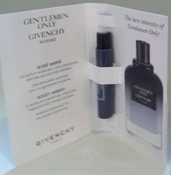 Givenchy Gentlemen Only Intense EdT 1 ml