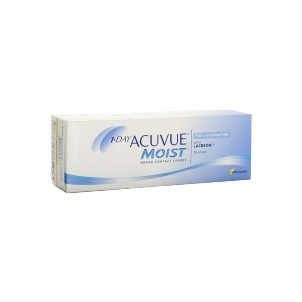 1-Day Acuvue Moist for Astigmatism 30szt.
