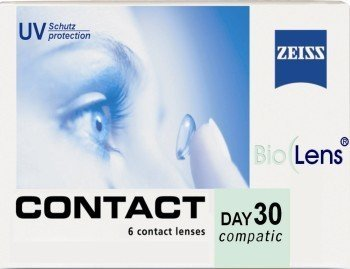 Zeiss Contact Day 30 Compatic 6szt.