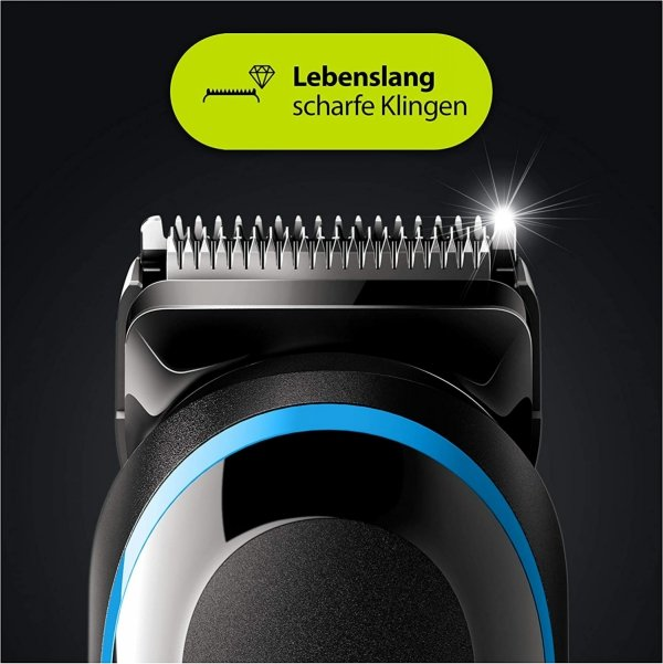 Trymer Braun All-in-One Trimmer 5 9 in 1