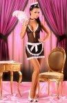 Kostium Pokojówki Francesca Lolitta WYSYŁKA 24H