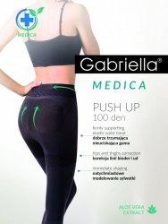 Legginsy Gabriella Push Up 100 den