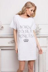 Koszula nocna Aruelle Princess White